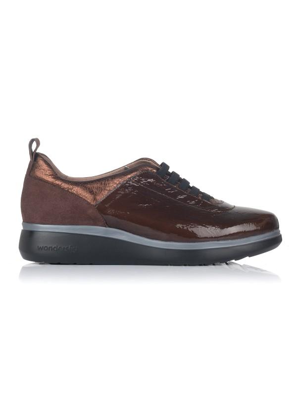 WONDERS A-9712 Zapatos Sin Cordones