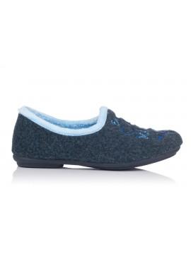 BEREBERE 0091 Zapatillas Casa