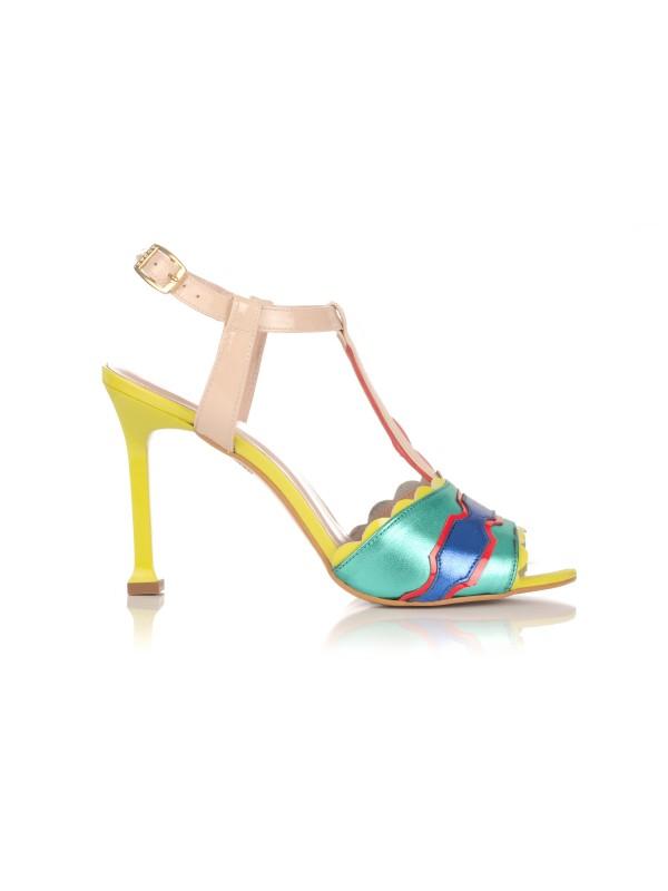 STYLE SHOES 36077 Zapatos De Fiesta