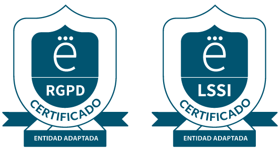 Certificados LOPD
